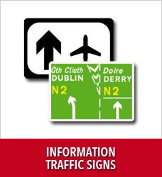 McMenamin Commercials - Information Traffic Signs