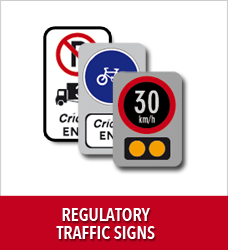 McMenamin Commercials - Regulatory Traffic Signs